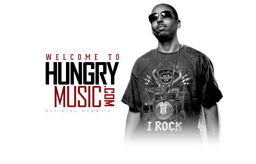 HUNGRY MUSIC OFFICIAL WEBSITE